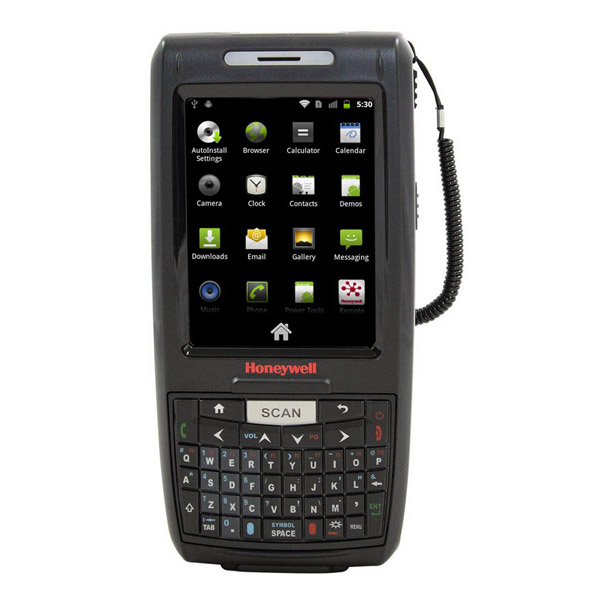 PDA codes barres industriel Dolphin 7800 Honeywell
